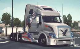 USA EAGLE SKIN FOR VNL670 BY ARADETH