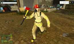 FIREFIGHTER 001
