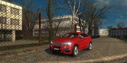 BMW X6 2016 V1.1