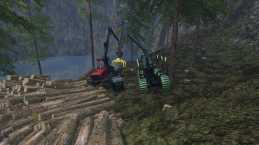 MOBILE 800L DIESEL TANK FOR THE FOREST V1.0