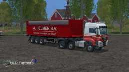 MAN A HELMER B.V. 75M3 V1.1