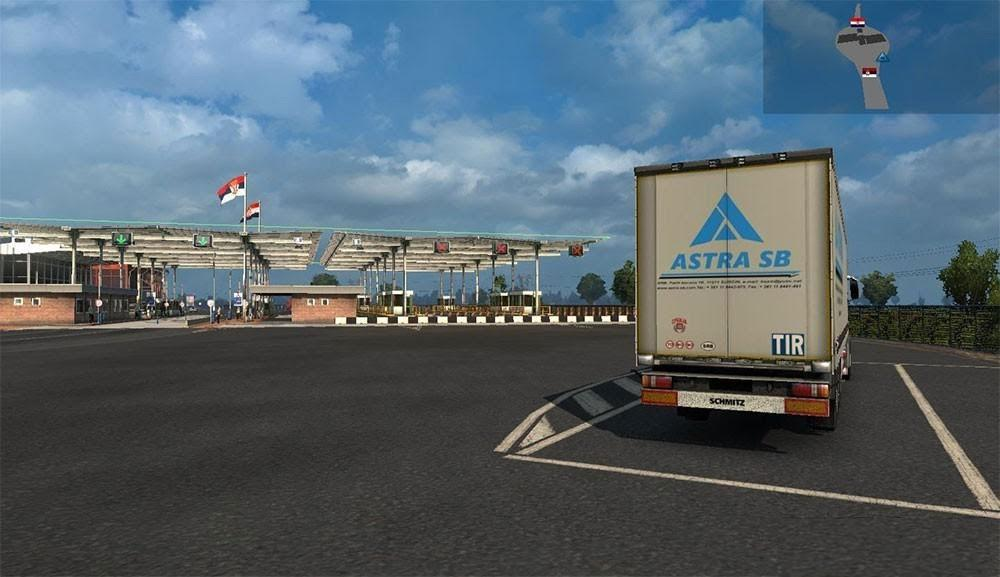 PROJECT BALKANS V2 11 PROMODS ADDON FOR 1 25 X | Euro Truck