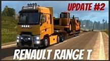 RENAULT T-RANGE 1.21 ETS2