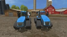 NEW HOLLAND T9.700 V1.1.0.0 FOR FS 15